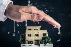 外壁塗装は防水にも役立つ?